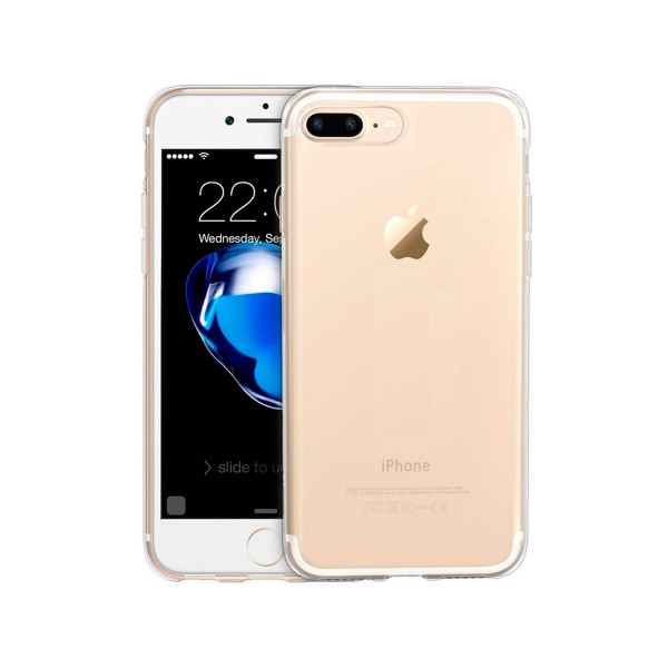 Jc carcasa transparente apple iphone 7/8 plus