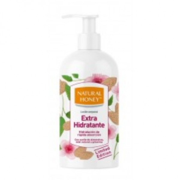Natural honey Locion extra hidratante 400 ml