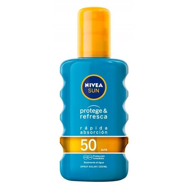 Nivea Sun Protege&Refresca Protección 50