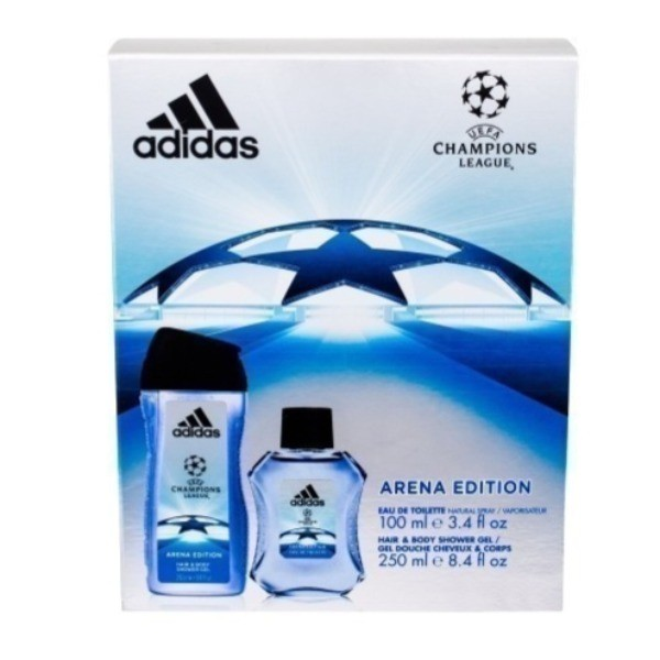 Adidas Hombre Arena Edition Colonia 100 ml + Gel de Ducha 250 ml