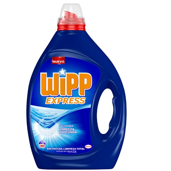 Wipp Express detergente Limpieza Profunda 30 lavados