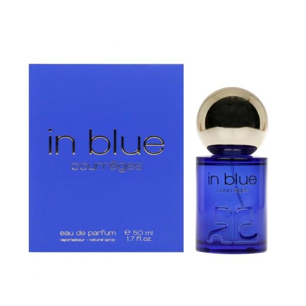 Courreges in blue eau de parfum 90ml vaporizador