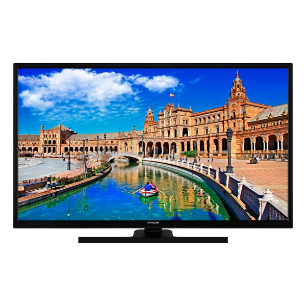 Hitachi 32he4100 televisor 32'' lcd led fhd smart tv hdmi usb grabador y reproductor multimedia