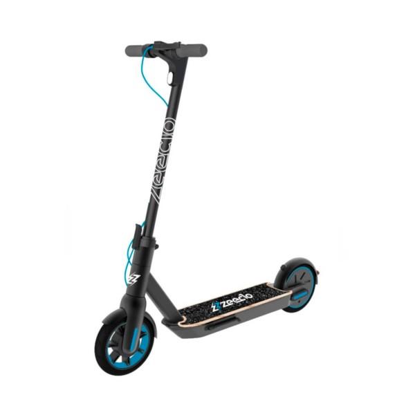 Zeeclo u230 elektra 15a negro patinete eléctrico ruedas 10'' 30km/h 40km de autonomía con diseño plegable