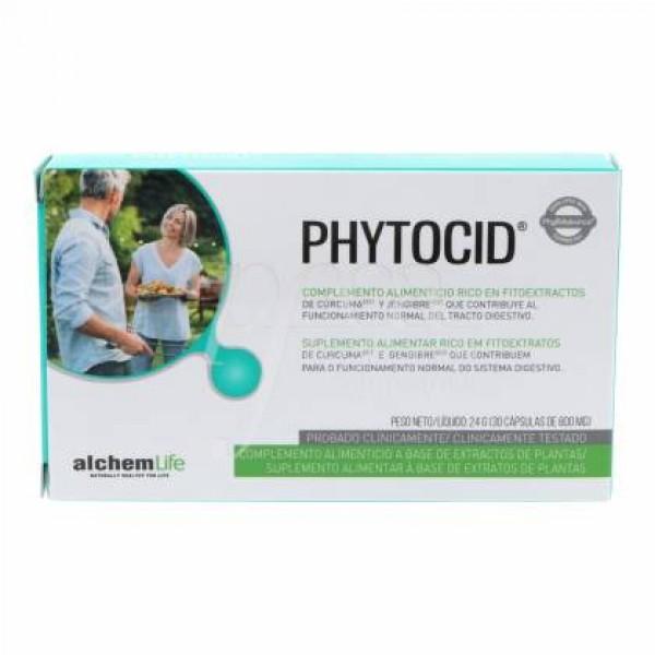 PHYTOCID 30 CAPSULAS