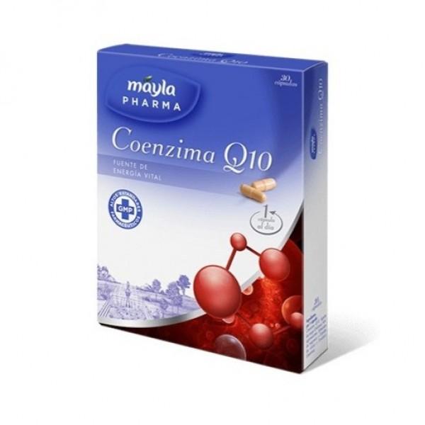 COENZIMA Q10 30 CAPS MAYLAPHARMA