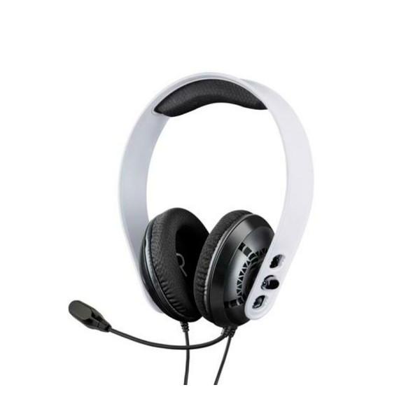 Raptor headset h200 blanco/auriculares gaming