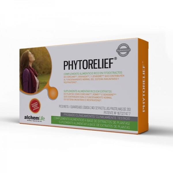 PHYTORELIEF 12 PASTILLAS