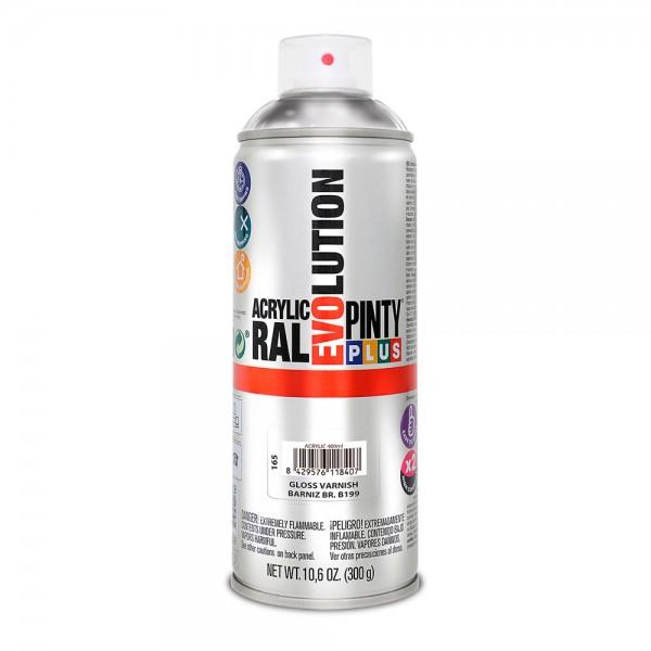 Spray transparente brillante 400ml